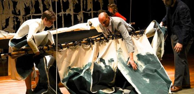 Opgediept – Theatertroep