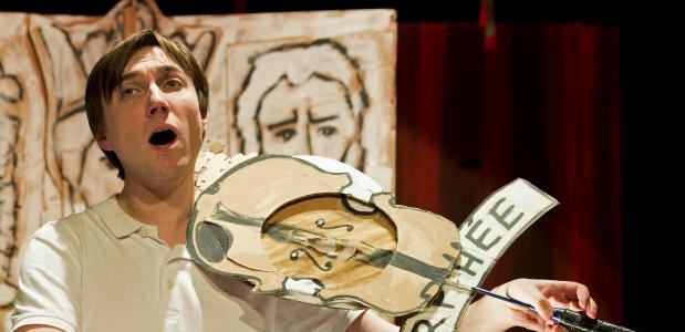 Steef's Operette Uurtje – Steef de Jong/Groots en Meeslepend