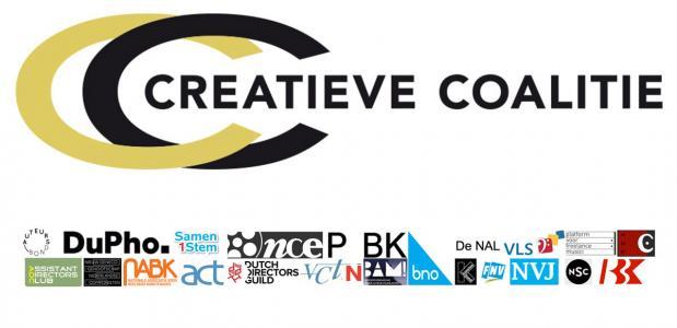 Wij zijn de Creatieve Coalitie en wij maken cultuur. Wij zijn 42 belangenorganisaties. Wij zijn 50.000 makers.