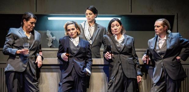 Sterke actrices met rake opmerkingen, foto: Raymond van Olphen