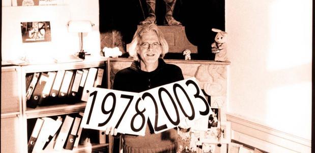 Harry Kies was 25 jaar impresario, foto: Martin Oudshoorn