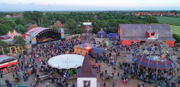 Festivalterrein de Westerkeyn
