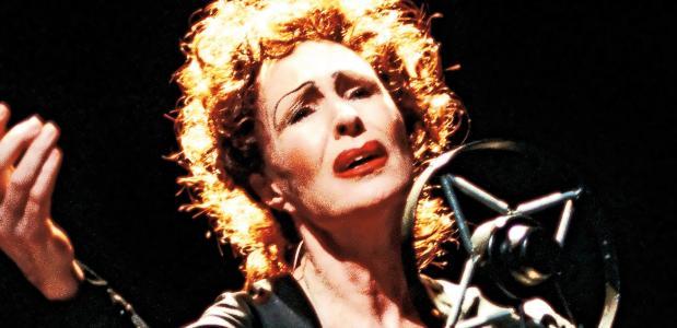 Stage Memories start met de registratie van Piaf de Musical als eerbetoon aan Liesbeth List die vorige week overleed. Foto: Roy