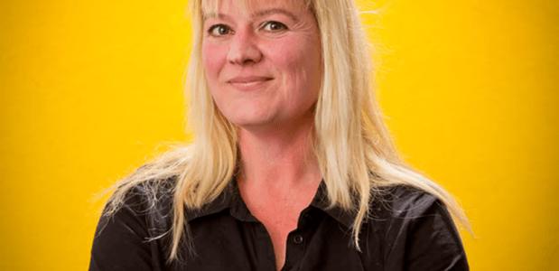 Theaterprogrammeur Inge Imelman wil niet zeuren