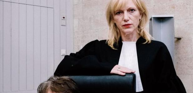 Johanna ter Steege in Terror; foto: Merlin Daleman