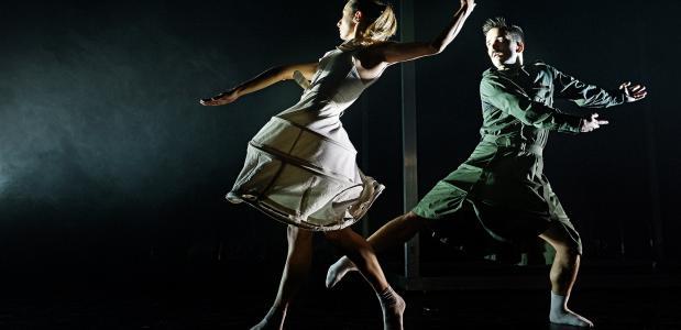 Tetris Mon Amour van Club Guy & Roni is de eerste voorstelling die vanaf 2 april om 18u00 is te zien