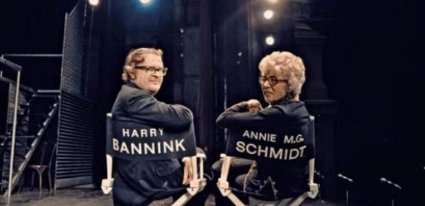 Mjoeziekul - Hoe Annie M.G. Schmidt en Harry Bannink de Nederlandse musical vormgaven