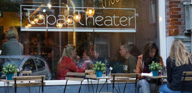 Kaartjes per optreden zijn 10 euro; tussen zeven uur en half tien start elk kwartier een voorstelling. Foto: Kya Jonker