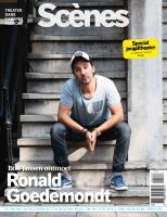 Scènes 5van 2018 is hét tijdschrift voor theaterliefhebbers