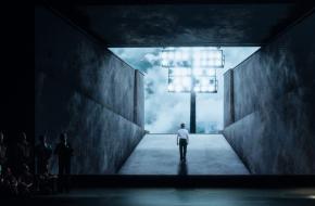 Fraaie sterfscène in stilte, foto: Ben van Duin/Michiel Voet