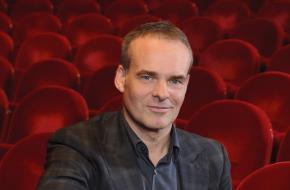 Edwin van Balken: 'Acteren moet een contactberoep worden, dan zijn er meer mogelijkheden.' Foto: Roy Beusker