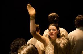 Geniet van de mimiek en talenten van de jonge acteurs, foto: Eva Roefs