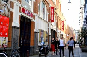 Frascati Theater in de Nes in Amsterdam, foto: Bas de Brouwer