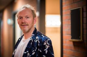 Henk Kuiper neemt per 1 april afscheid als programmeur. Foto: Spot Groningen