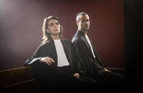 Jan Kooijman en Louise Korthals, foto: Annemieke van der Togt