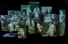 Het Filiaal Theatermakers – ISHI, indianenwijsheid voor de 21e eeuw