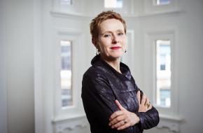 Nieuwe directeur ITA Margreet Wieringa. Foto Merlijn Doomernik