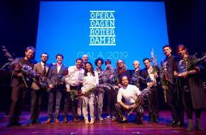 De winnaars van de Operadagen Awards 2019