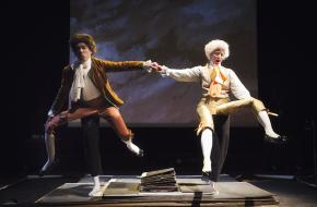 Steef de Jong – Orfeo, een drama van karton