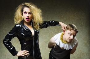 De weinige acteurs die nog niet zijn opgepakt, spelen in seksclubs, foto: Merlijn Doomernik