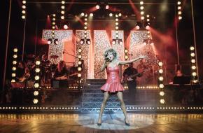Tina de musical van Stage Entertainment, foto: Manuel Harlan