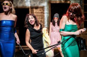 Energieke, sterke performers, foto: Bart Grietens