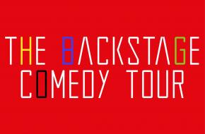 The Backstage Comedy Tour -Spoor 12