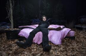 Minne Koole in Een leven lang seks, foto: Casper Koster