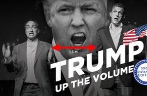 Het ontbreekt Trump totaal aan empathisch vermogen voor het gigantisch aantal Corona slachtoffers in zijn land.