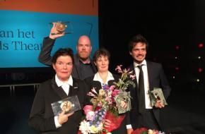 prijswinnaars op Toneelgala