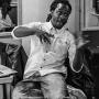 'Daar Ergens' van Rapper Akwasi op het Logos Festival in Amsterdam